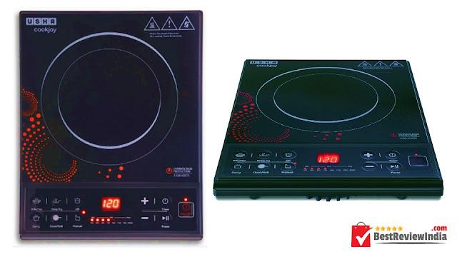 Usha Cook Joy 1600-Watt Induction Cooktop (Model No. 3616)