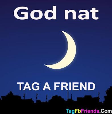 Good Night in Danish language