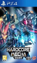 HARDCORE MECHA PS4-MOEMOE