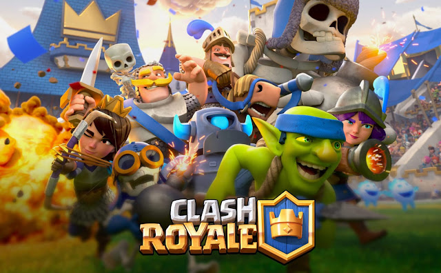 Game Online Android Terpopuler strategi realtime