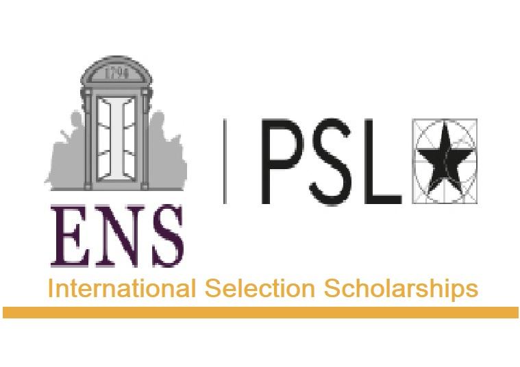 ENS International Scholarships