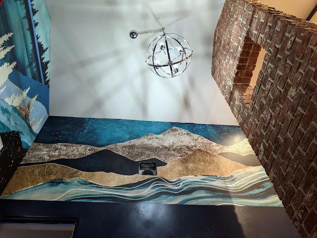 Custom wallpaper murals