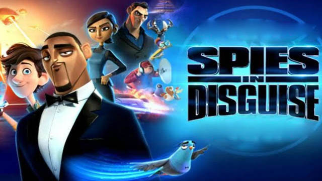 Spies in Disguise (2019) Movie [Dual Audio] [ Hindi + English ] [ 720p + 1080p ] BluRay Download