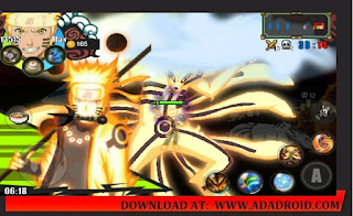 The Shinobi of War: Naruto Senki Mod Apk by Sabar Senki Jr