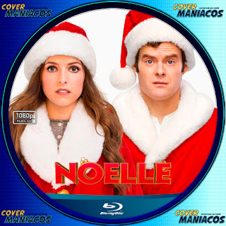 GALLETA NOELLE 2019 [COVER BLU-RAY]