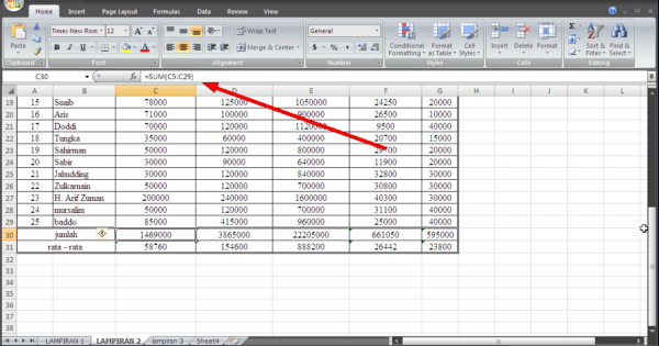Cara Baru Menghilangkan Rumus Pada Microsoft Excel