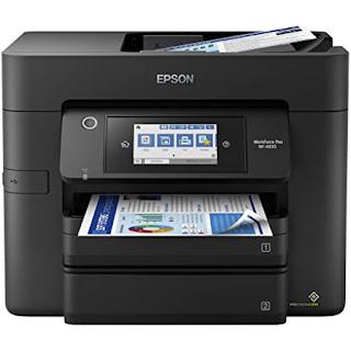 Epson Workforce Pro WF-4834 Printer Drivers Download