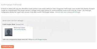 Panduan Cara Membuat Buat profil Google+