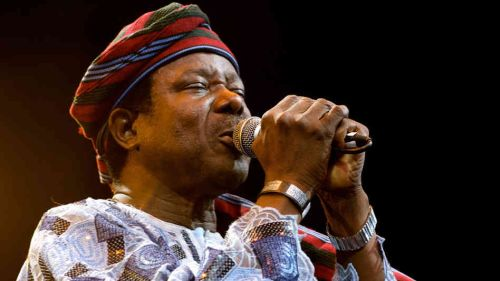 King Sunny Ade - [A Must Read] 6 African Music Legends You Should Know