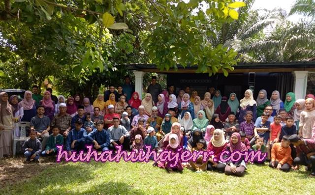 Majlis Hari Raya Aidilfitri 2019 Keluarga Panjang Taharim...Seronoknya!!
