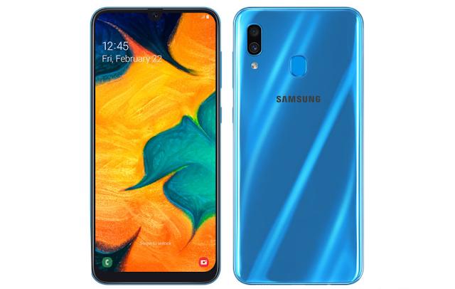 يحصل Galaxy A30 أخيرًا على التحديث الأمني لشهر سبتمبر 2021