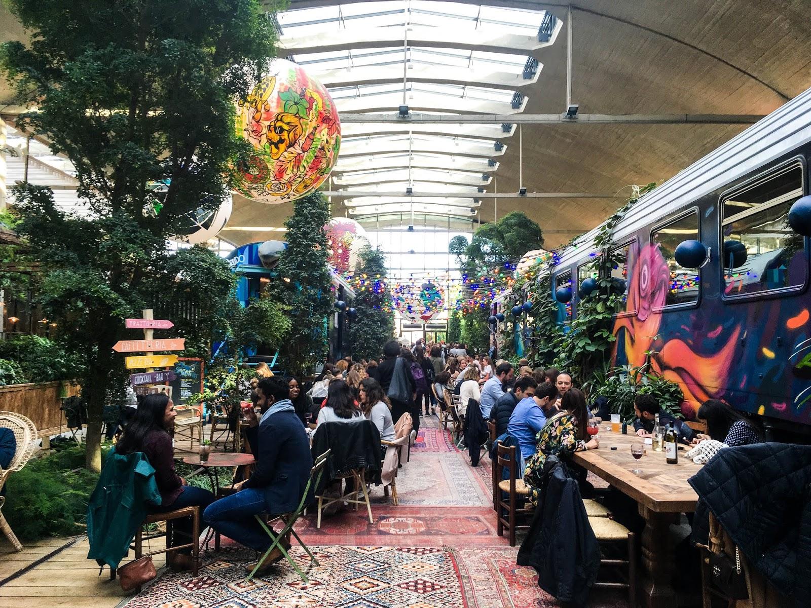 Restauracja | Paryż | włoskie jedzenie