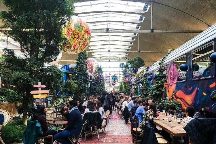 La Felicità - największa restauracja w Paryżu