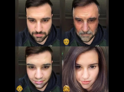 Efek Filter Faceapp