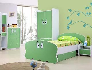 افكار ديكور غرف نوم اطفال