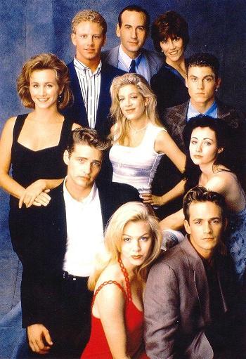 BEVERLY HILLS 90210. Season 4. Universidad.  BEVERLY HILLS 9...