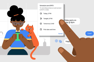 Google Massages App