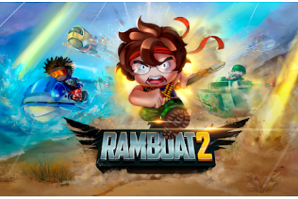 How to Download Ramboat 2 games on Android | Download Game Ramboat 2