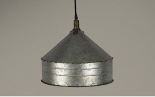 watering pail pendant light