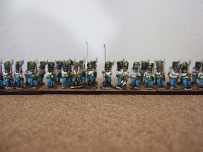 10mm Hungarians by Lancer Miniatures
