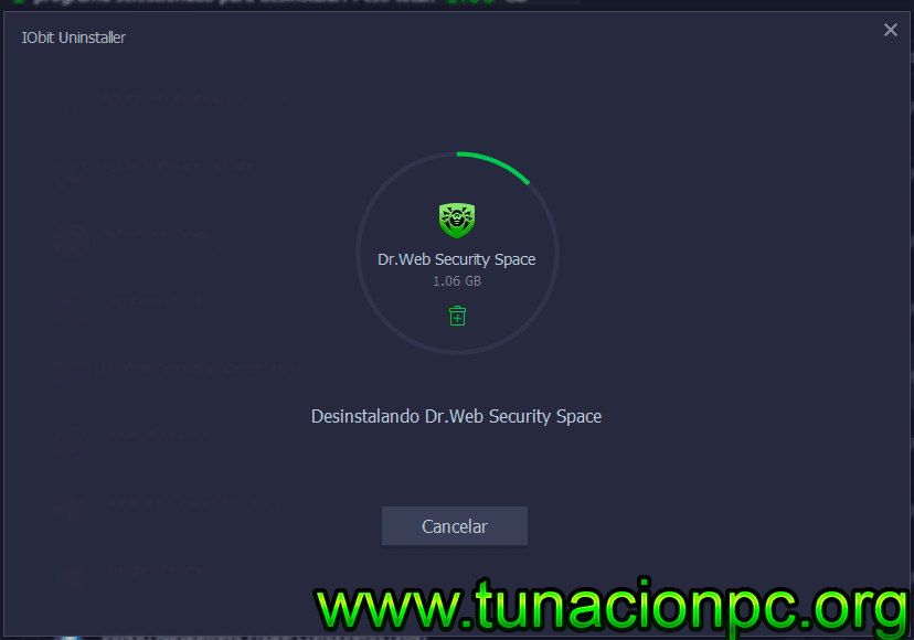 Descargar IObit Uninstaller Pro Full Español