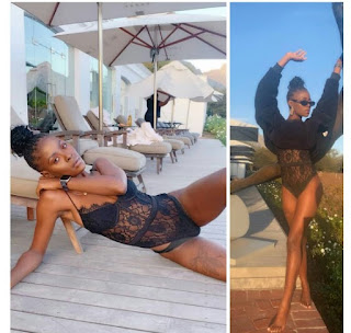 Ex-BBNaija Housemate, Koko, Shows Off Her Body In S4xy Lingerie Photos