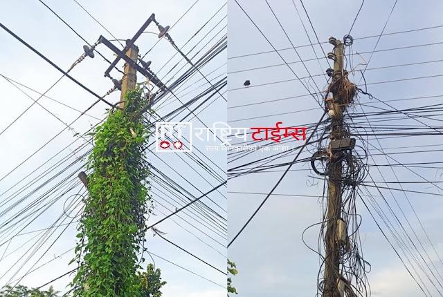 Wires-in-biratnagar