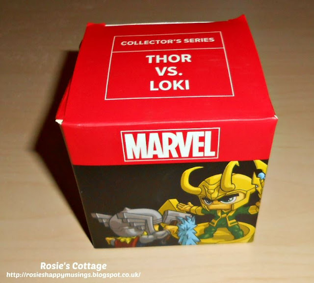 Thor Vs Loki Collectable From Loot Crate...