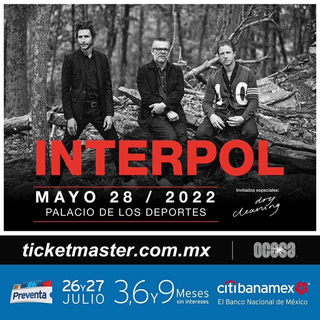 Interpol en México 2022