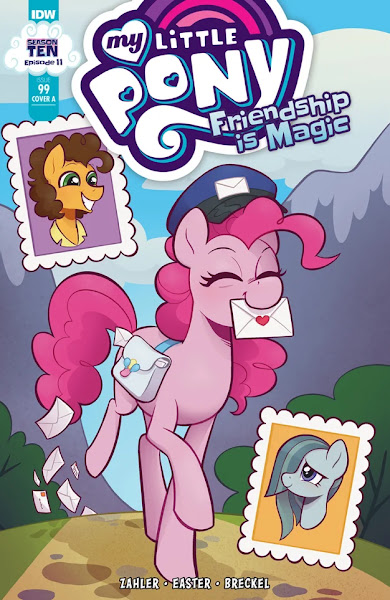 My Little Pony: Friendship is Magic #99 Cover A