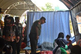 Pangdam XII/Tpr Bersama Plt. Kepala BKKBN Canangkan TMKK Provinsi Kalteng