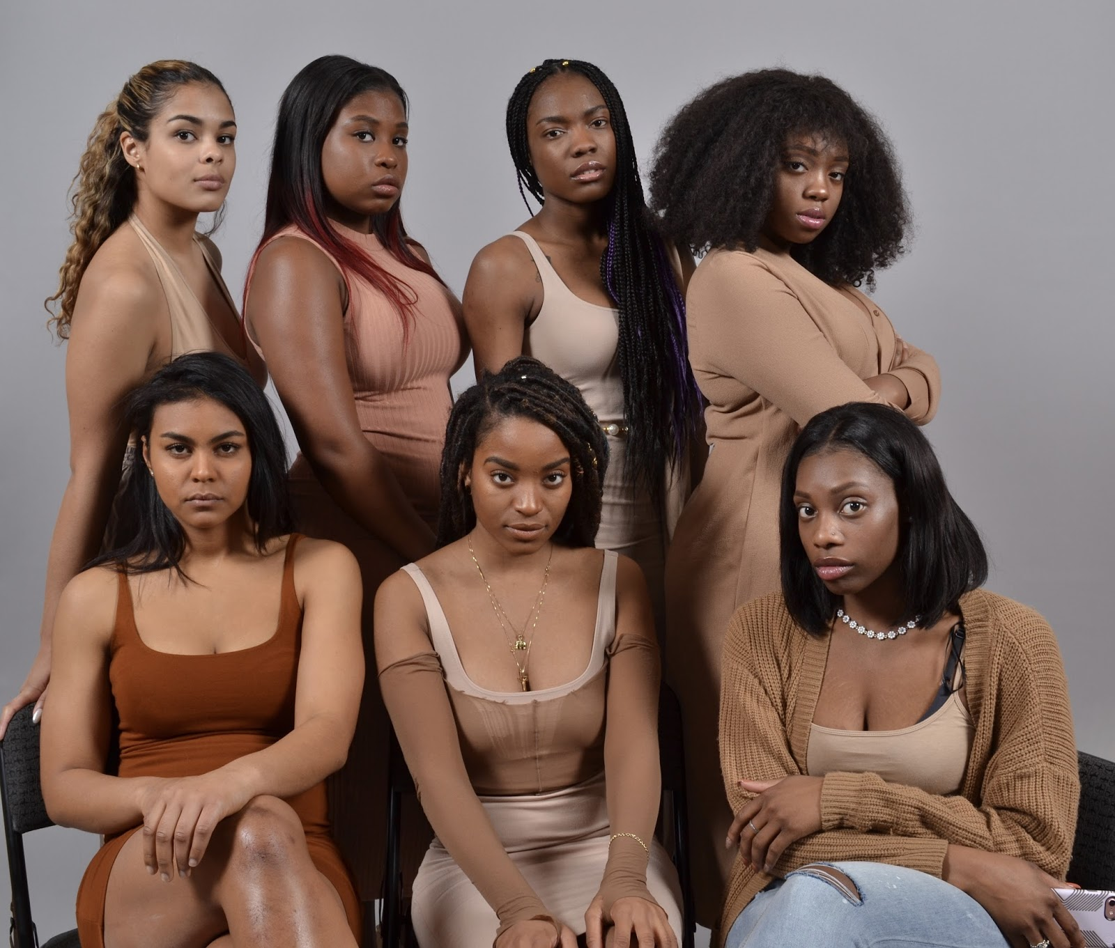 Women of color sexy