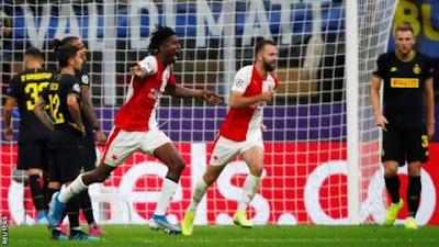 مشاهدة مباراة إنتر ميلان وسلافيا براغ بث مباشر اليوم 27-11-2019 في دوري ابطال اوروبا
