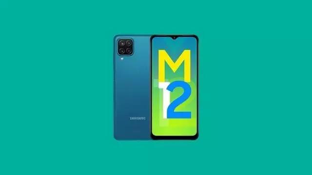 Cara Flash Samsung Galaxy M12 (SM-M127F)