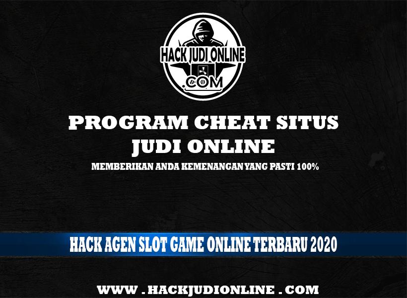 Hack Agen Slot Game Online Terbaru 2020 - HACK JUDI ONLINE