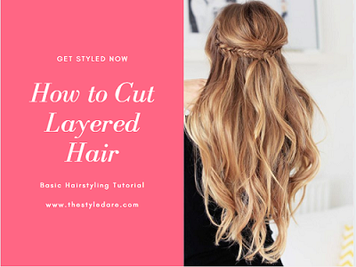 How To Cut Layered Hair