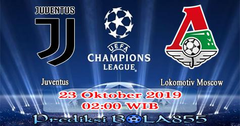 Prediksi Bola855 Juventus vs Lokomotiv Moscow 23 Oktober 2019