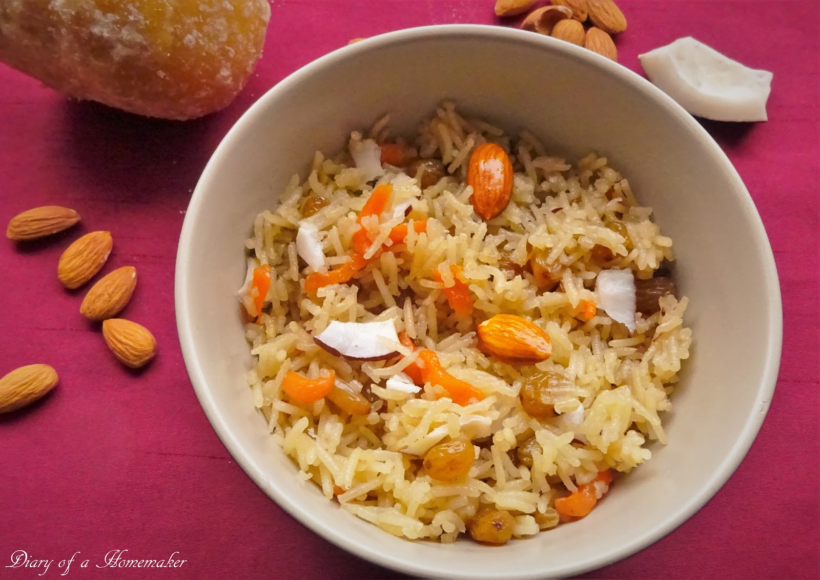 Diary of a Homemaker Delicious Home cooked Recipe ...