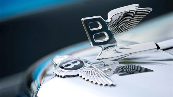 All you need to know about the Bentley logo and its relationship to aircraft .. Pictures