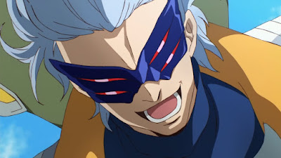 Gundam G Reconguista Episode 07 Subtitle Indonesia