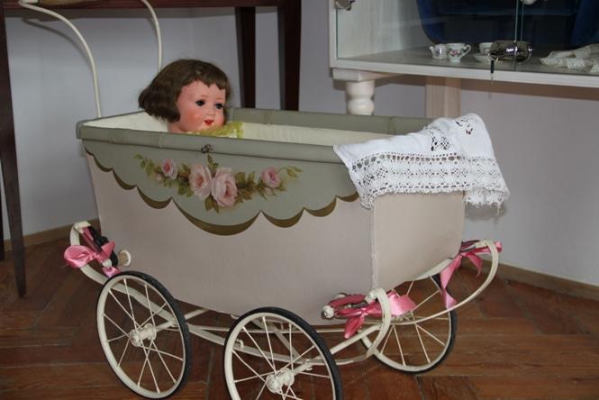 Galeria starych zabawek: Muzeum Zabawek i Bajek w Toruniu