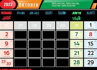 Oktober 2022