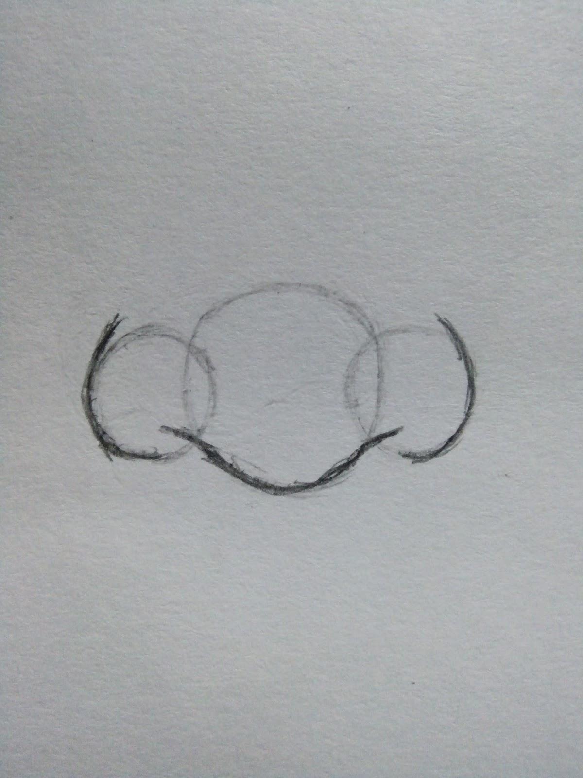 Sketsa Gambar Hidung