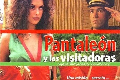 PANTALEON Y LAS VISITADORAS 1999 ONLINE FREEZONE-PELISONLINE