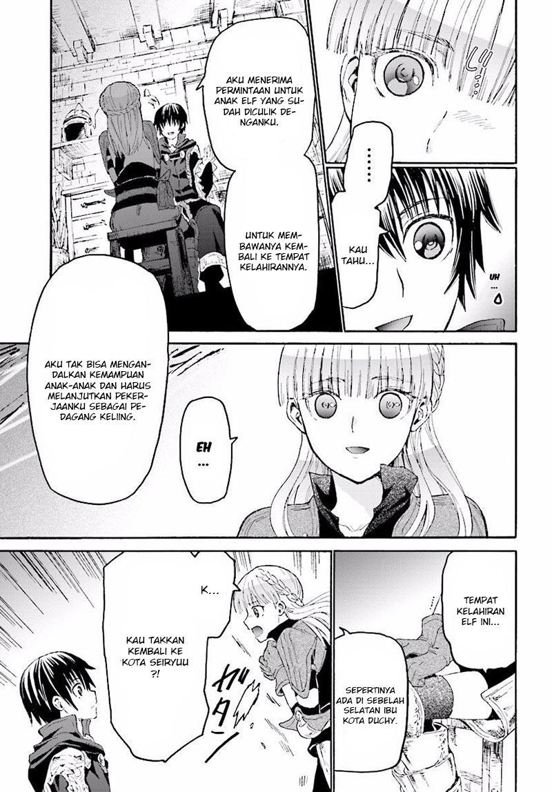 Baca Manga Death March Chapter 26 Bahasa Indonesia