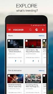Videoder VIP Unlocked Mod APK