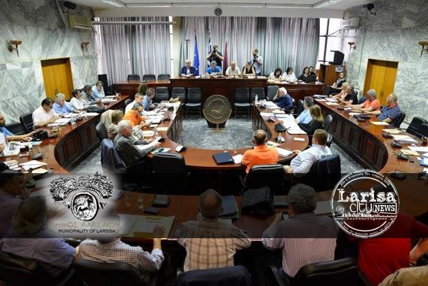 Το Δημοτικό Συμβούλιο Λάρισας για τον θάνατο του πρώην δημοτικού συμβούλου Γ.Γκαρέλια