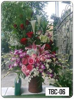 Toko Bunga Kembangan utara