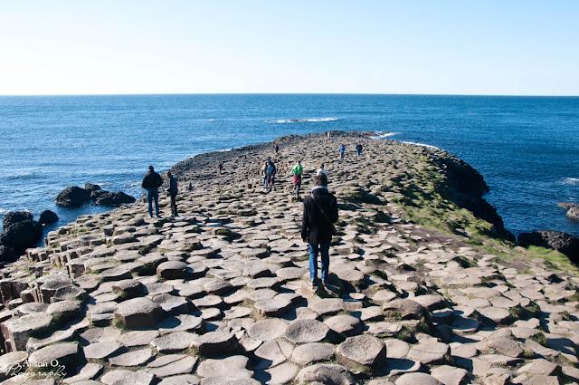 Roadtrip en Irlande du Nord - La Chaussée des géants