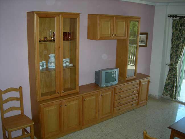 apartamento en venta calle pobla tornesa benicasim salon1